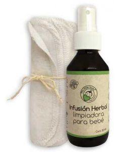 Infusión herbal limpiadora