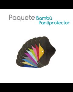 Paquete Bambú Pantiprotector