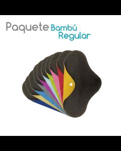 Paquete Bambú Regular