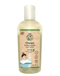 Shampoo biodegradable